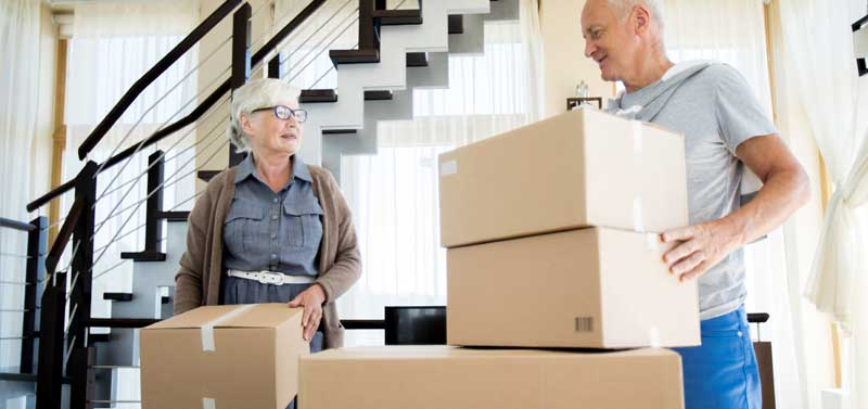 How to prepare for downsizing your home | Moving Service | Removal Company | Office Relocation | Storage Facilities | Packing Supplies